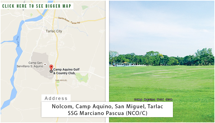 Camp Aquino Location, Map and Address