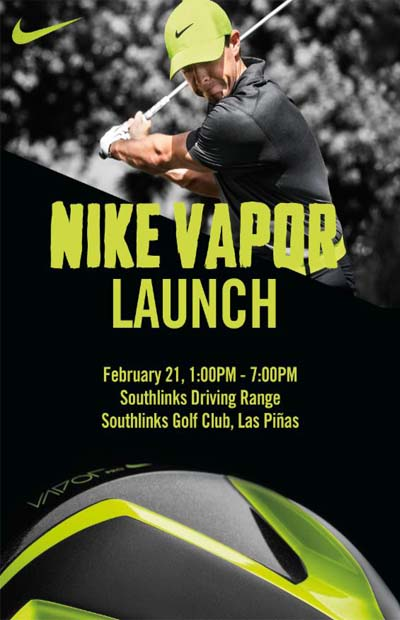 Nike Vapor Launch