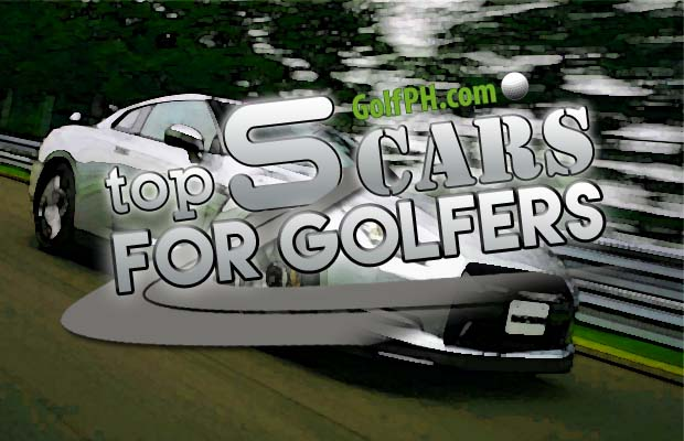 Top 5 Cars for Golfers