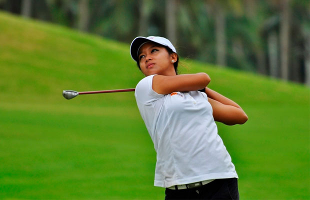 Pinay ranks 12th in Annika Invitational