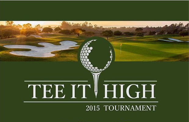 Golf for a Cause: Tee It High 2015