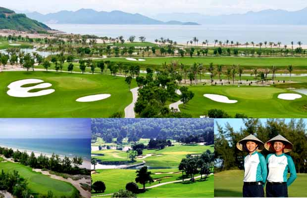 Want to Golf in Vietnam