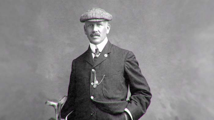 Canadian George Lyon 1904 winner