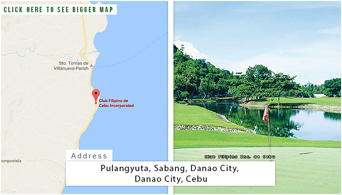 Club Filipino Location, Map and Address