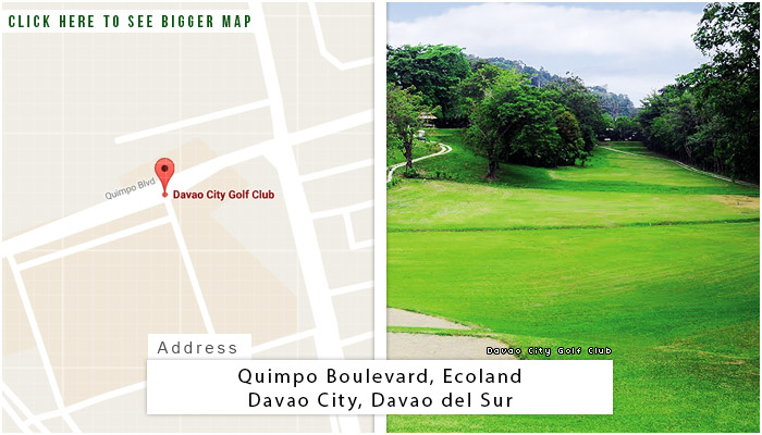 Davao Location, Map and Address