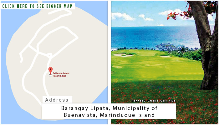 Fantasy Island Location, Map and Address