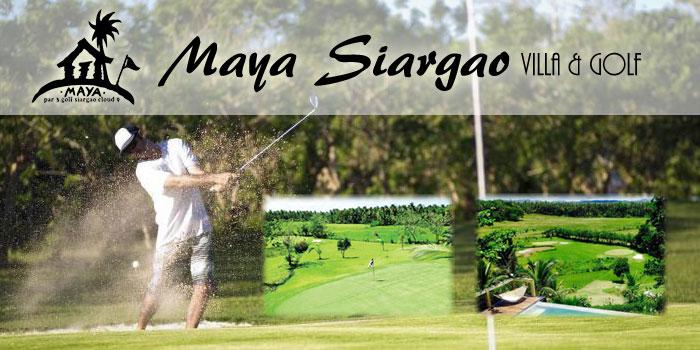 Maya Siargao Villa and Golf - Discounts, Reviews and Club Info