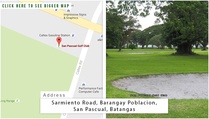 San Pascual Location, Map and Address