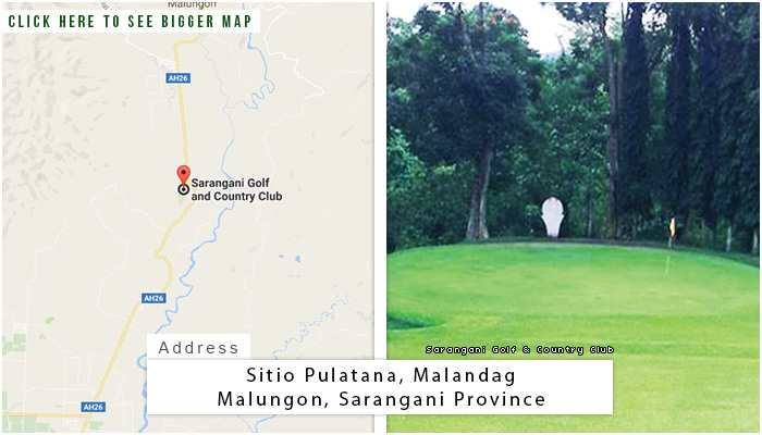 Sarangani Location, Map and Address