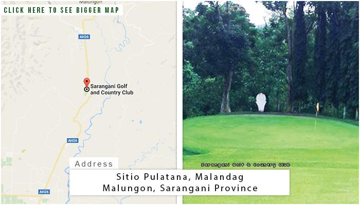 Sarangani Location, Map and Address