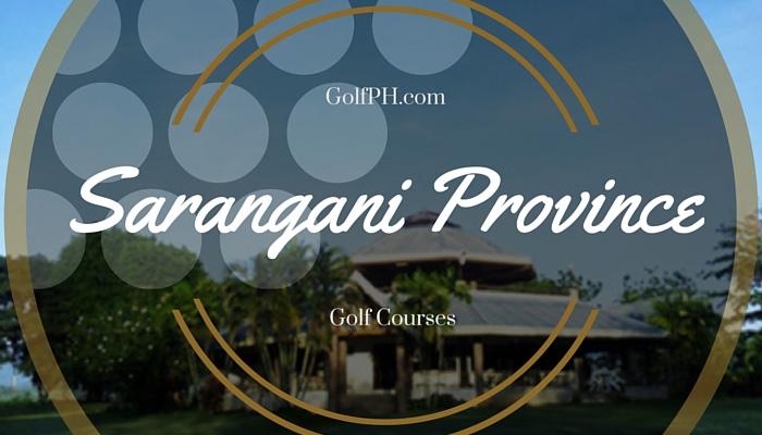 Sarangani Province Golf Courses