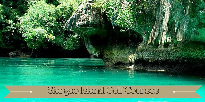 Siargao Island Golf Courses
