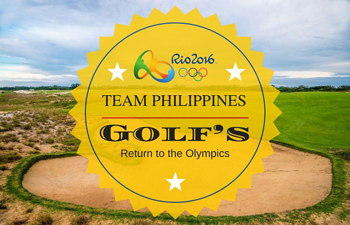 Team Philippines – Golf's Return to the Olympics