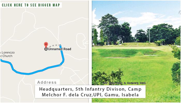 UPI Hills Location, Map and Address