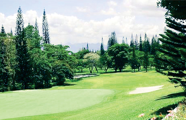 Dole-Kalsangi Golf Club