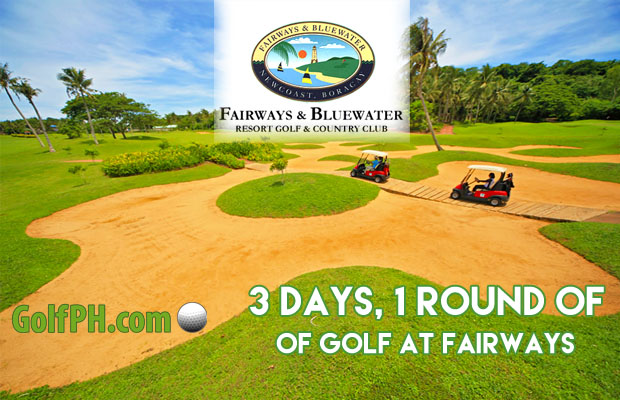 Golf is more fun in Boracay