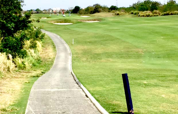 SOUTHLINKS GOLF CLUB 1st Hole