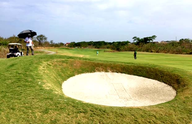 SOUTHLINKS GOLF CLUB 14th Hole