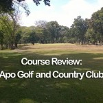 Course Review: Apo Golf and Country Club