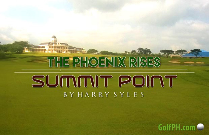 The Phoenix Rises - Summit Point