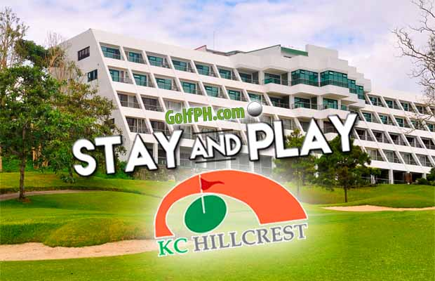 Stay & Play at KC Hillcrest Hotel & Golf Club