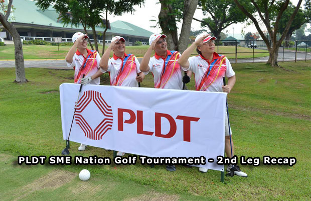 PLDT SME Nation Golf Tournament - 2nd Leg Recap