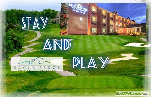 Eagle Ridge Stay & Play Promo