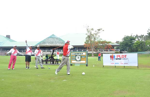PLDT Your Partner for Growth Golf Series