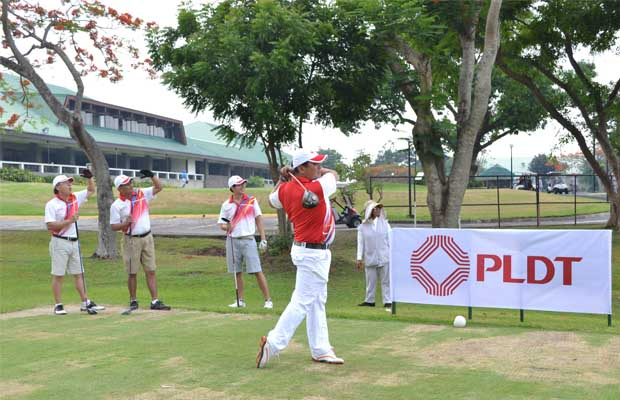 PLDT Golf Tournament May 2015
