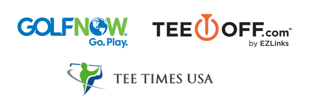 Book a tee time and pay a discounted rate with their partners