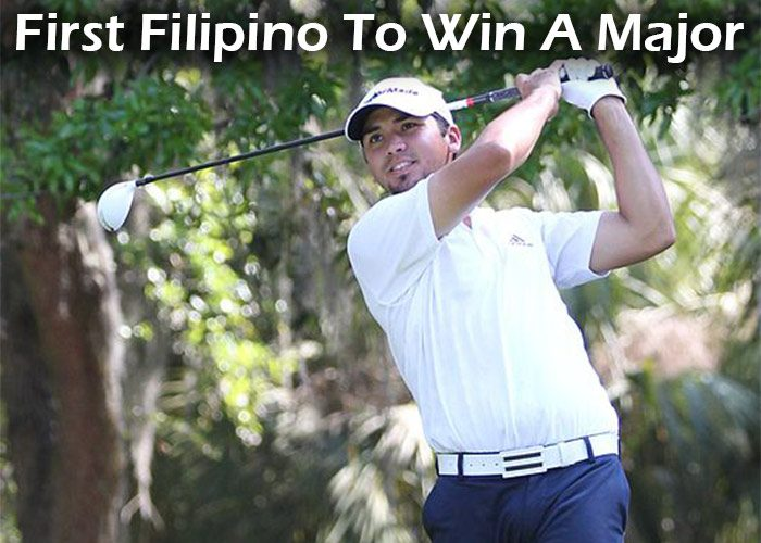 First Filipino To Win A Major