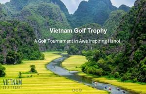 Vietnam Golf Trophy Event