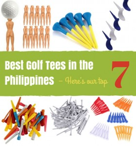 Best Golf Tees in the Philippines – Here's our top 7