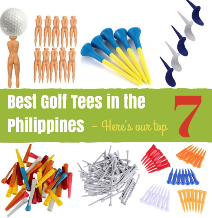 Best Golf Tees in the Philippines - Here's our top 7