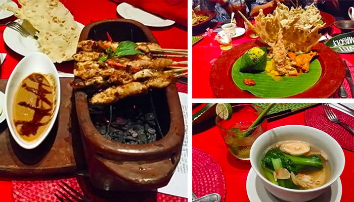 Peranakan/Babah cuisine