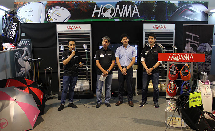 Honma Philippines Launch