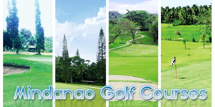 Complete list of Mindanao Golf Courses