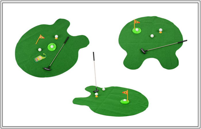 Pashion Potty Putter Golf Set (1,031 PHP)