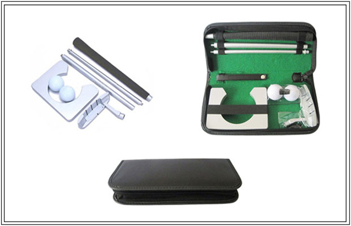 Portable Travel Indoor Golf Putting Kit (1,408 PHP)