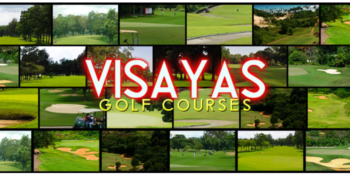 Complete list of Visayas Golf Courses