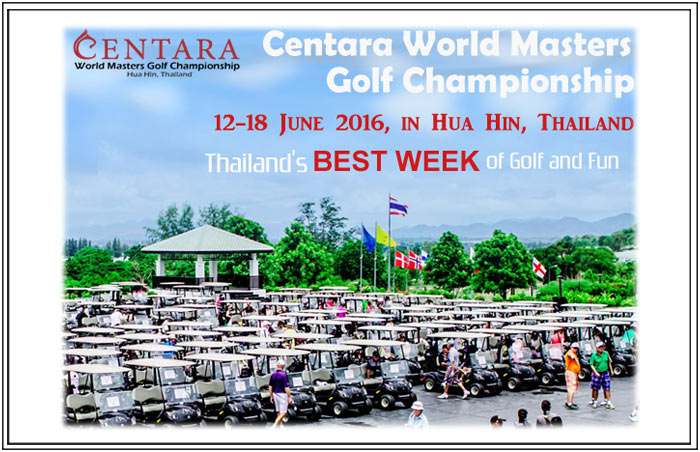 1 Week of Golf and Fun in Thailand ($1286 per person)