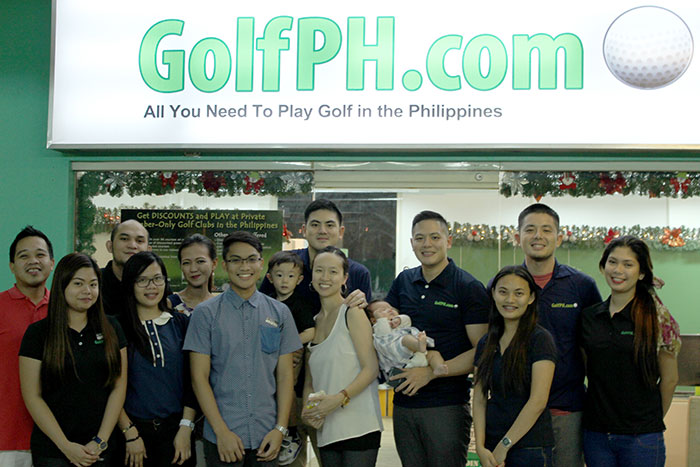 Merry Christmas from the GolfPH Family!