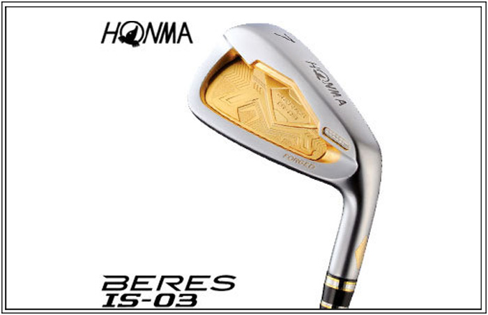 HONMA BERES IS-03 Irons (15% OFF)