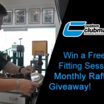 Win a Free ClubFitting Session – Monthly Raffle Giveaway!