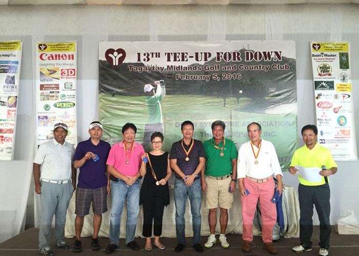 13th DSAPI Golf Cup