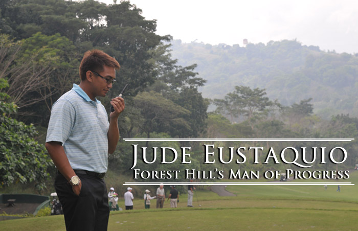 Jude Eustaquio – Forest Hill's Man of Progress