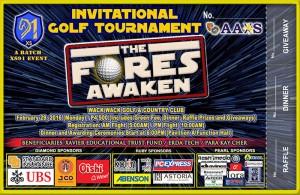 Xavier Golf Tournament