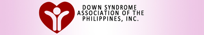 down syndrome association of the philippines logo