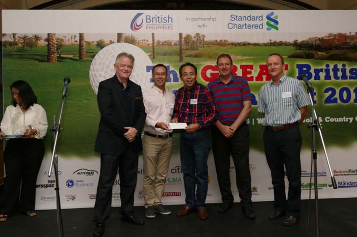 The GREAT British Golf Tournament 2016