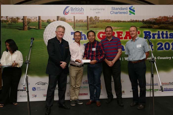 The GREAT British Golf Tournament 2016
